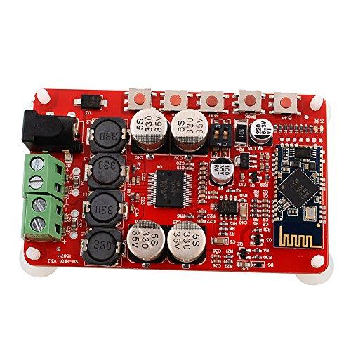 Douk Audio TDA7492P Bluetooth CSR4.0 Digital Amplifier Board Audio Receiver power amp Board