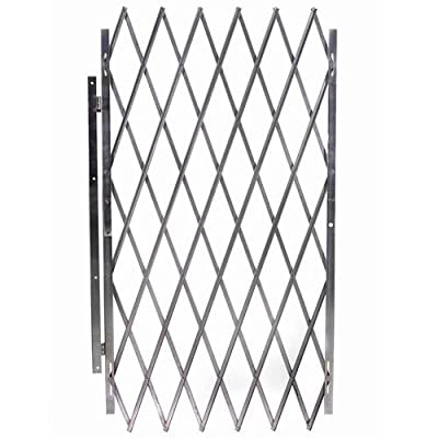 "Folding Door Gate, 48"" W X 40"" H"