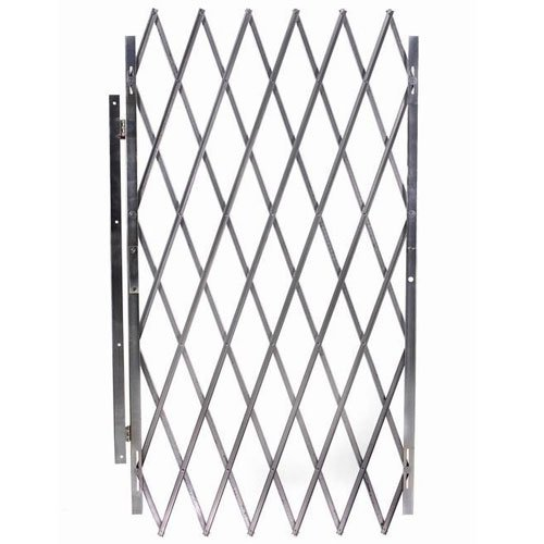Folding Door Gate, 48'' W x 71'' H by Illinois Engineered Products