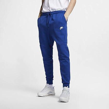 nike nsw tch flc jggr m pantalon pour homme