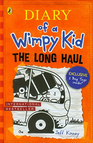 The Long Haul - Book #9 of the Diary of a Wimpy Kid