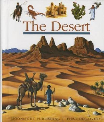 Download The Desert (First Discovery) pdf epub