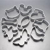 Aluminum Cake Cookie Pastry Cutter Baking Mold