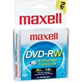 3'' Rewritable DVD-RW for DVD Camcorders