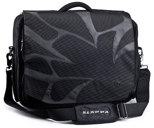 Kiken 18-Inch Custom Build Blast Laptop Shoulder Bag, Black (SL-SB-104-02) (Discontinued by Manufacturer)
