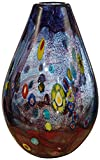 Dale Tiffany Basil Art Glass Vase