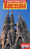 Front cover for the book Barcelona Insight Compact Guide by Jurgen Reiter