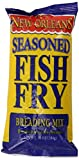 Zatarain's New Orleans Seasoned Fish Fry Breading Mix, 10 oz (Case of 12)