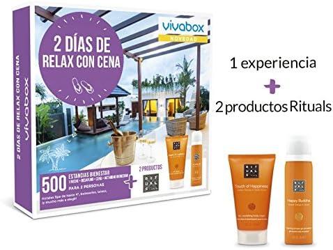vivabox 2 dias de relax con cena