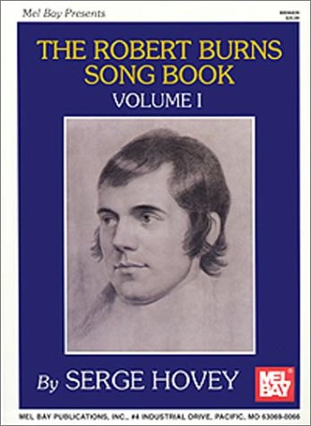 Mel Bay The Robert Burns Song Book, Vol.1