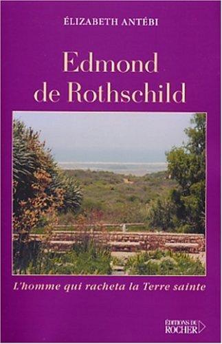 Download Edmond de rothschild ebook