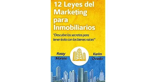 Amazon.com: 12 Leyes del Marketing para Inmobiliarios ...