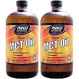 【2個セット】MCT Oil Liquid [海外直送品]