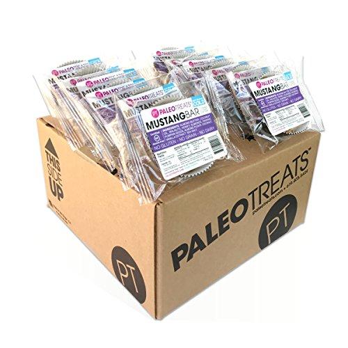 Paleo Treats Mustang Bar: Paleo cookie, Gluten-Free, Grain-Free, Dairy-Free, Soy-Free, Egg-Free, Keto, Real Food Dessert (Box of 12) by Paleo Treats (Image #6)