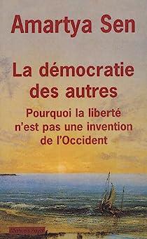 La démocratie des autres par Sen