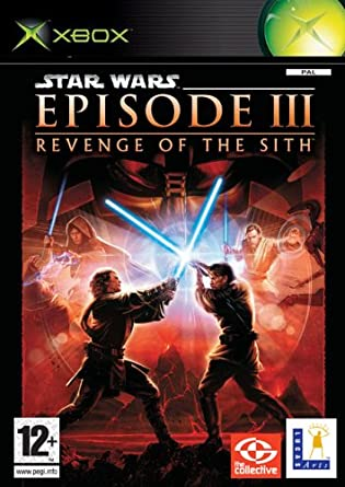 Star Wars Episode Iii Revenge Of The Sith Xbox Star Wars Episode Iii Amazon Co Uk Pc Video Games