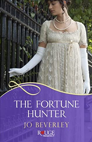 book cover of The Fortune Hunter