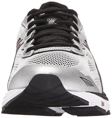 best online best place for sale ASICS Men's GT-1000 5 Running Shoe Glacier Gray/Pomegranate/Black best place online outlet low shipping nicekicks fuVxg