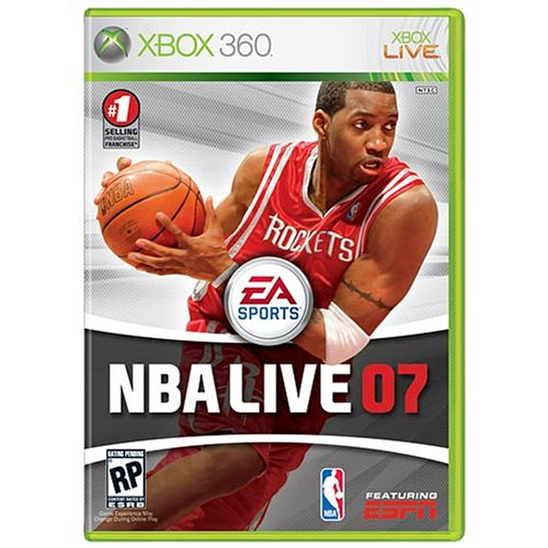 NBA Live 07 - Xbox 360