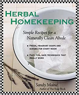 Book Herbal Homekeeping