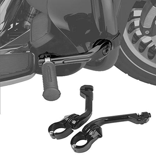 "XMT-MOTO XMT-MOTO 32mm 1.25"" Highway Peg Mount Kit For Haley Honda Yamaha Suzuki Kawasaki price tips cheap"