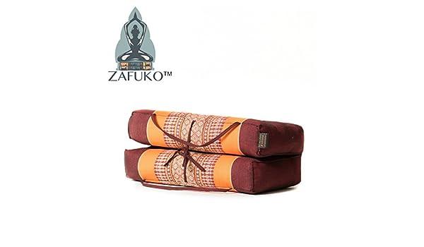 Bloque de Yoga Zafu, cojín de meditación, Kundalini y ...