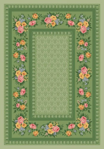Milliken Pastiche Collection Kerri Area Rug, 2'4