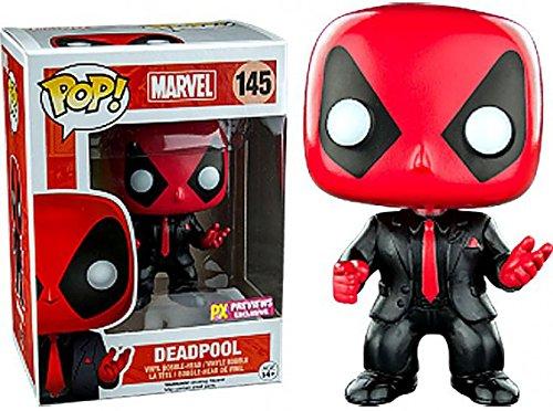 Funko Pop  Marvel  Deadpool Dressed To Kill Vinyl Figure