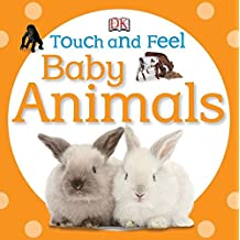 Touch and Feel: Baby Animals