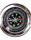 SSEA Steel Magnetic Compass for Student