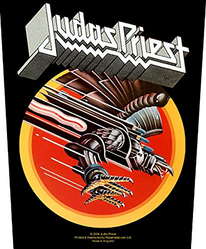 XLG Judas Priest Screaming For Vengeance Back Patch Album Art Sew On Applique RAZAMATAZ