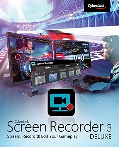 Screen Recorder 3 [PC Download] by Cyberlink