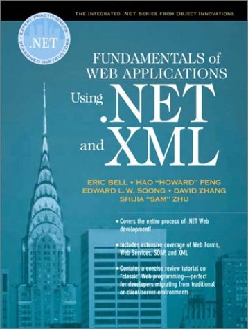 Fundamentals of Web Applications Using .Net and XML by Pearson Education