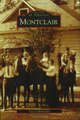 Read Online Montclair  (CA)  (Images of America) pdf