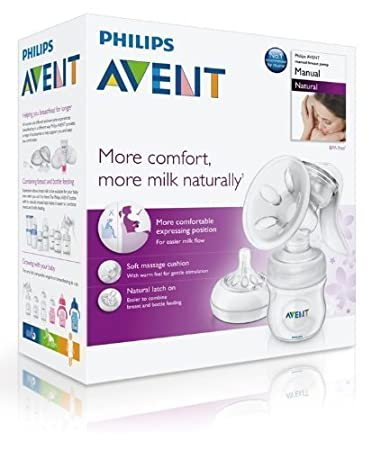 amazon com philips avent natural comfort manual breast pump bpa rh amazon com avent isis manual breast pump reviews avent manual breast pump review indonesia
