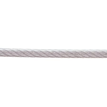 Pewag 80207 Stainless Steel Cable 2 mm rust-Resistant
