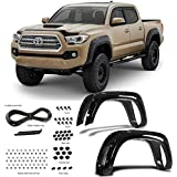 ZGAUTO Tacoma TRD Grille LED Amber Lights Fit...