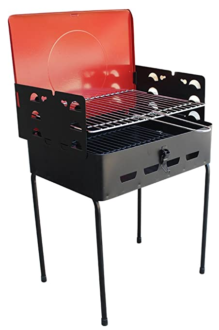 Ferraboli - Barbacoas, hornos con carbón de leña, hornos con carbón picnic mod pack