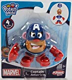 Playskool Friends Marvel Mr. Potato Head as Captain America