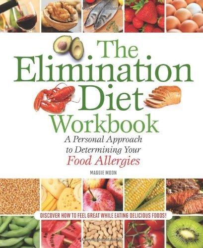 Elimination Diet Workbook by Moon, Maggie (2014) Paperback