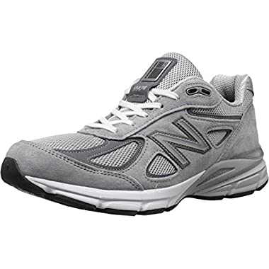 New Balance Men's M990GL4 Running Shoe, Grey/Castle Rock, ...