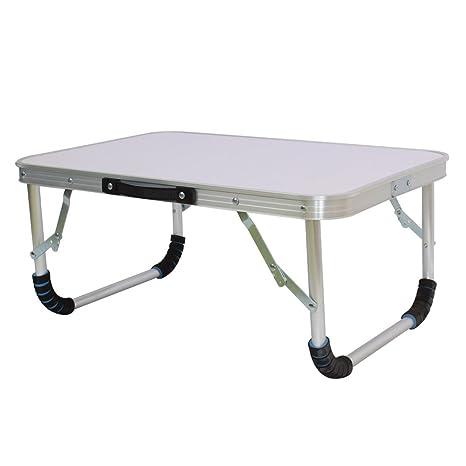 Mesa de escritorio plegable para ordenador portátil, sofá, cama, portátil, pequeña,
