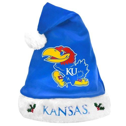 NCAA Santa Hat NCAA Team: Kansas ()