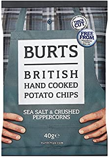 Image result for burts potato chips