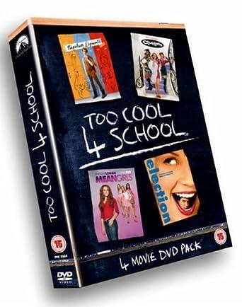 Too Cool for School Box Set [Reino Unido] [DVD]: Amazon.es: Too Cool 4 School 4 Movie DVD Pack: Cine y Series TV