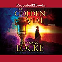 The Golden Vial Audiobook by Thomas Locke Narrated by John Keating