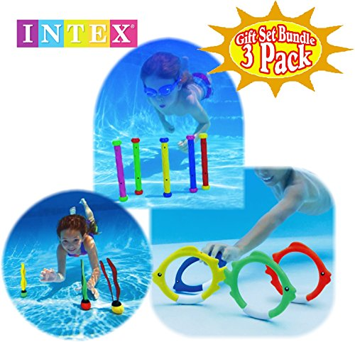 Review Deluxe Underwater Swimming/Diving Pool