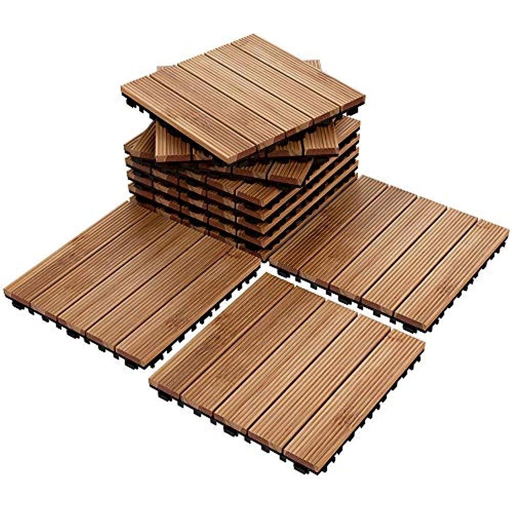12 wood composite decking x 12 39 39 patio pavers flooring. Black Bedroom Furniture Sets. Home Design Ideas