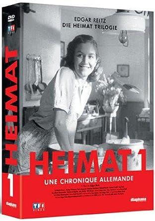 Heimat (Saison 1) : Heimat : 1919-1982 Une chronique allemande. 1, Une chronique allemande