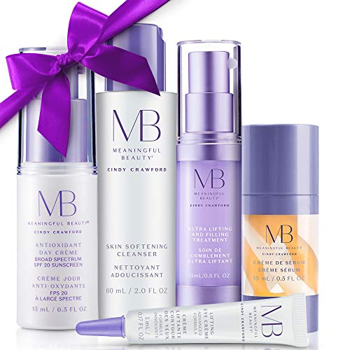Meaningful Beauty - Anti-Aging Daily Skincare System - for...